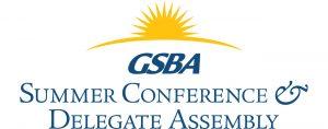 GSBA Summer Conference Logo