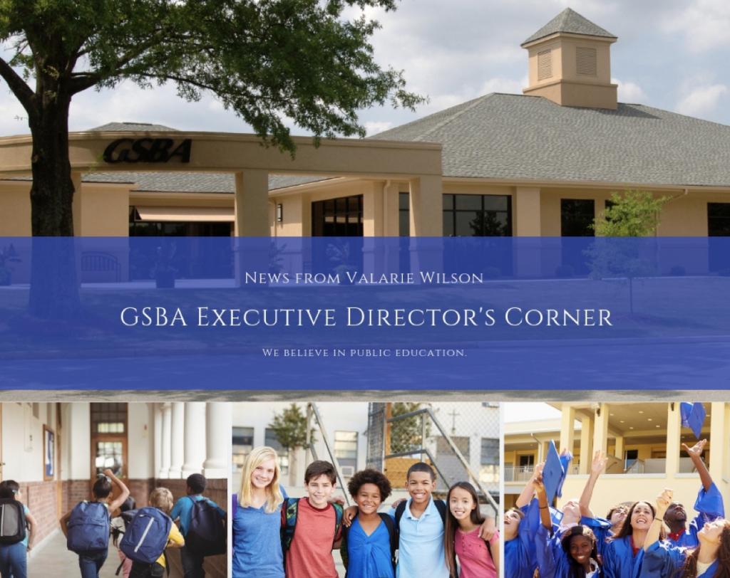 GSBA Executive Director Corner