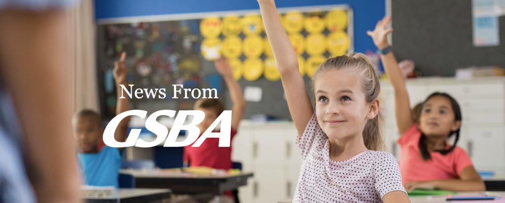 News from GSBA