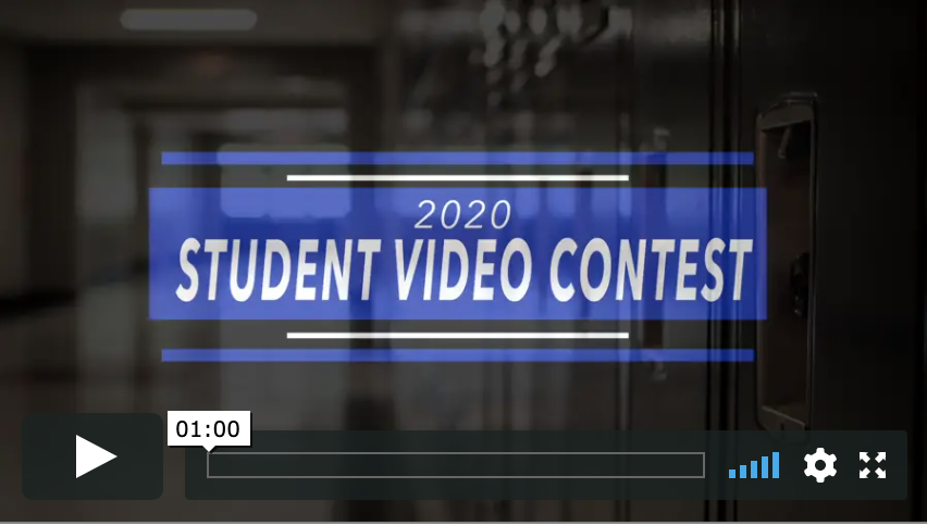 GSBA HS Student Video Contest Ad