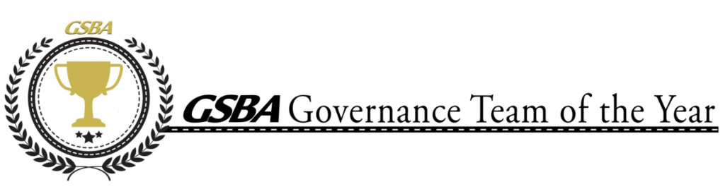 Governance Team of the Year